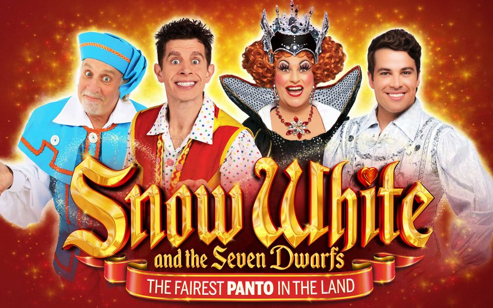 Stars of Snow White and the Seven Dwarfs